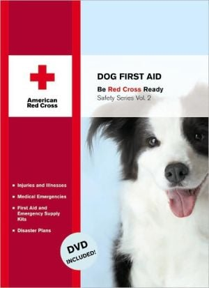 Dog First Aid book written by StayWell Company The