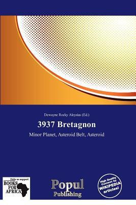 3937 Bretagnon written by Dewayne Rocky Aloysius