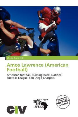 Amos Lawrence (American Football) written by Zheng Cirino