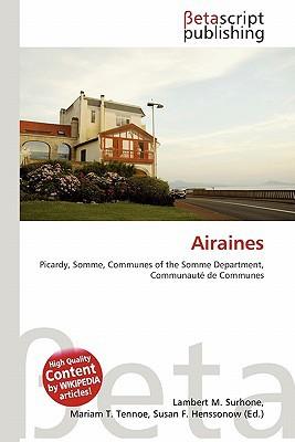 Airaines written by Lambert M. Surhone