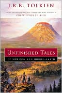 Unfinished Tales of Numenor and Middle-earth book written by J. R. R. Tolkien