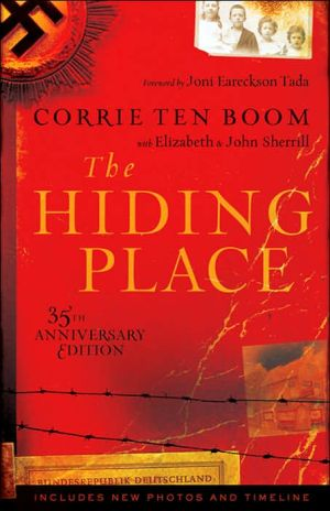 The Hiding Place book written by Corrie ten Boom