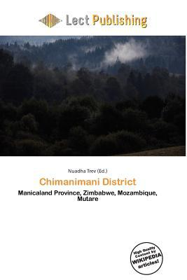 Chimanimani District written by Nuadha Trev