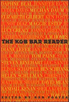 The KGB Bar reader book written by Ken Foster