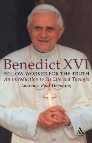 Pope Benedict XVI book written by Laurence Hemming
