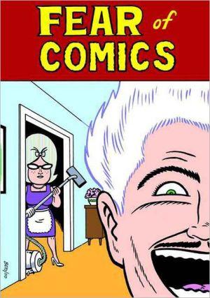 Fear of Comics book written by Gilbert Hernandez