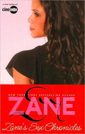 Zane's Sex Chronicles book written by Zane