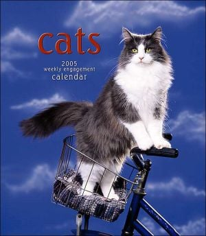 Cats Weekly 2005 Calendar written by Not Available