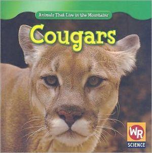 Cougars book written by JoAnn Early Macken