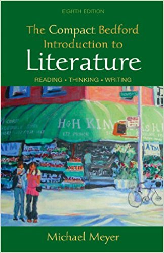 Compact Bedford IntroductionTo Literature (High School) written by Meyer