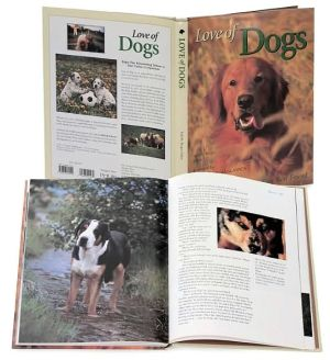 Love of Dogs: The Ultimate Tribute to Our Best Friend (PetLife Library Series) written by Todd R. Berger