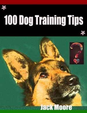100 Dog Training Tips written by Jack Moore