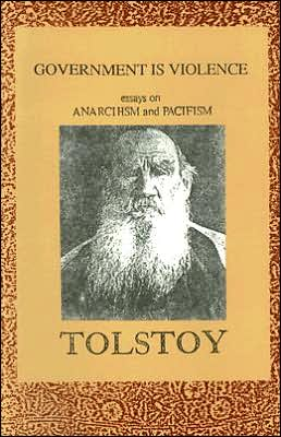 Government Is Violence book written by Leo Tolstoy