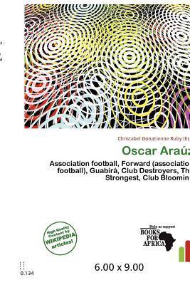 Oscar Ara Z written by Christabel Donatienne Ruby