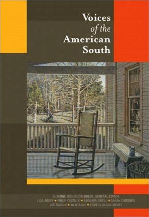 Voices of the American South book written by Suzanne Disheroon-Green
