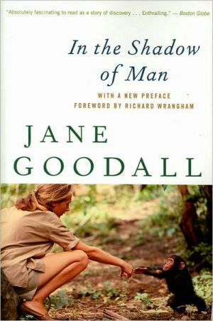 In the Shadow of Man book written by Jane Goodall