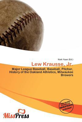 Lew Krausse, JR. written by Niek Yoan