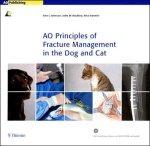 AO Principles of Fracture Management in the Dog and Cat book written by Ann Johnson