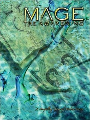 Mage the Awakening: A Storytelling Game of Modern Sorcery book written by White Wolf Publishing