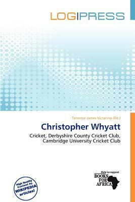 Christopher Whyatt written by Terrence James Victorino