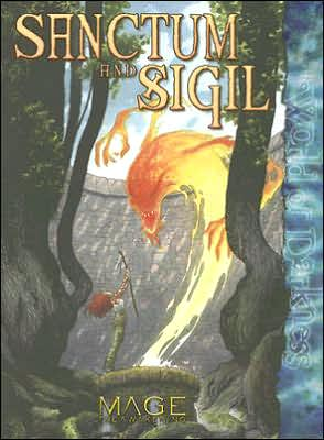 Sanctum and Sigil book written by Brian Campbell