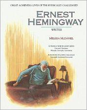 Ernest Hemingway book written by Melissa McDaniel