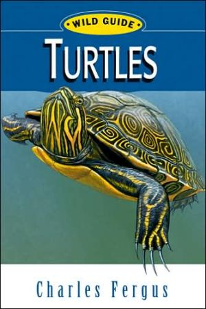Turtles book written by Charles Fergus