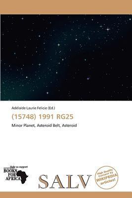 (15748) 1991 Rg25 written by Ad La De Felicie