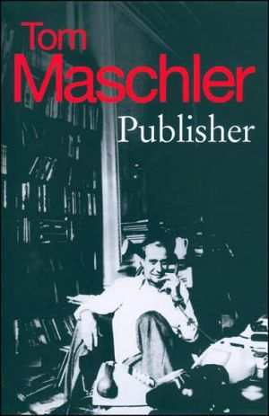 Publisher book written by Tom Maschler