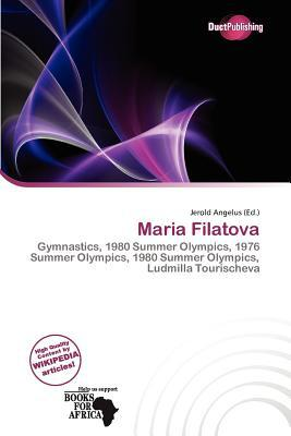 Maria Filatova written by Jerold Angelus