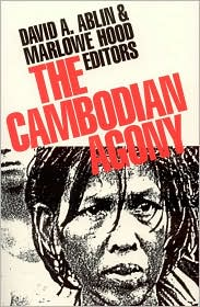 The Cambodian Agony book written by David A. Ablin