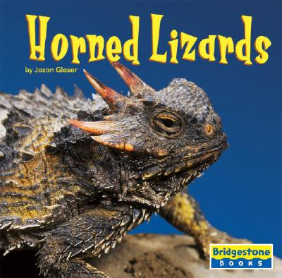 Horned Lizards book written by Jason Glaser