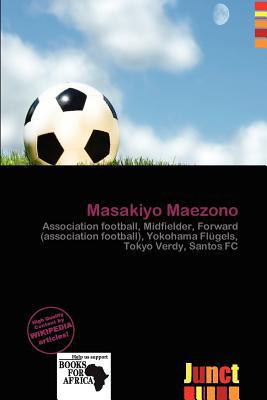Masakiyo Maezono written by Emory Christer