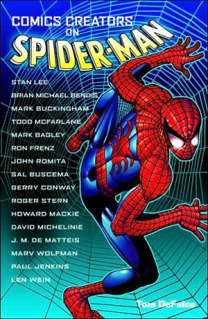 Comics Creators on Spider-Man book written by Tom Defalco