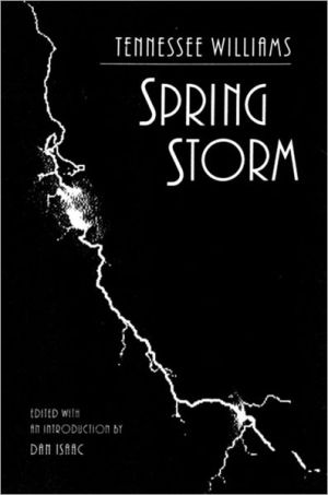 Spring Storm book written by Tennessee Williams