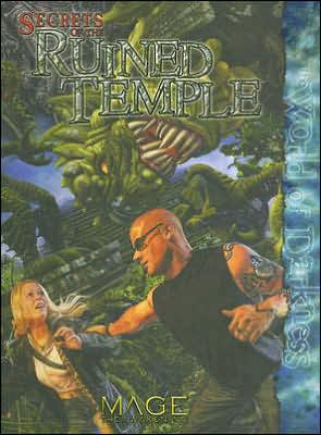Secrets of the Ruined Temple book written by Alexander Freed