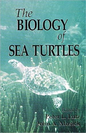 The Biology of Sea Turtles book written by Peter L. Lutz