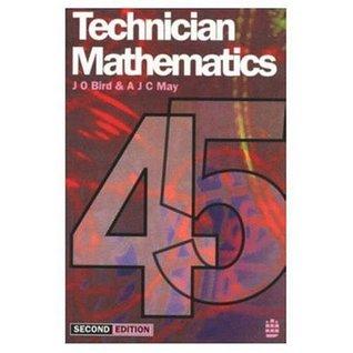 Technician Mathematics written by J. Bird