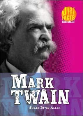 Mark Twain book written by Susan Bivin Aller