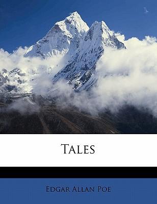 Tales book written by Edgar Allan Poe