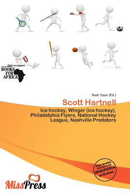 Scott Hartnell written by Niek Yoan