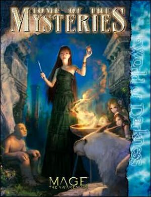 Tome of the Mysteries book written by White Wolf Publishing