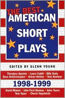 The Best American Short Plays 1998-1999 book written by Glenn Young