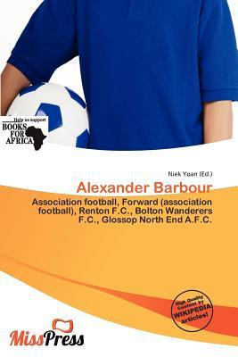 Alexander Barbour written by Niek Yoan