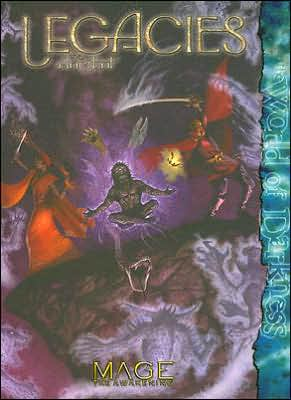 Mage Legacies 2: The Ancient book written by MAGE