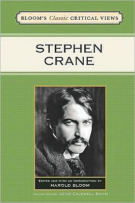 Stephen Crane book written by Harold Bloom