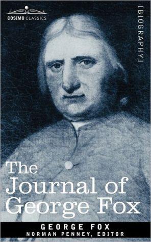 Journal of George Fox book written by George Fox