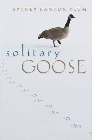 Solitary Goose book written by Sydney Landon Plum