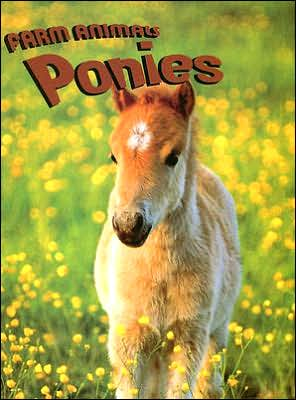 Ponies book written by Heather C. Hudak