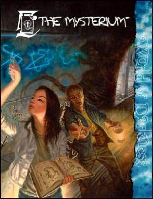 Mage: The Mysterium book written by Bill Bridges